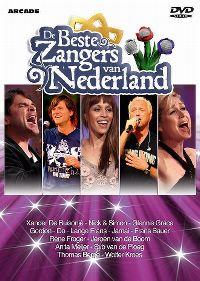 Cover  - De beste zangers van Nederland [DVD]